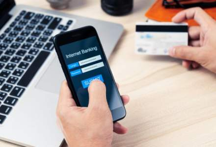 Mobile banking: 5 motive simple pentru a utiliza o aplicatie de profil in locul drumurilor la banca