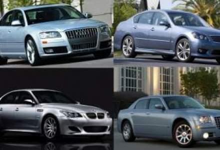 Cele mai furate masini din America