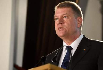 Presedintele Iohannis cheama miercuri partidele la consultari pe tema legilor justitiei