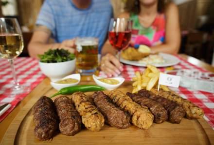 74% dintre bucuresteni iau masa in oras cel putin o data pe saptamana. Care este mancarea lor preferata?