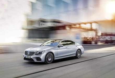 (P) Ce masini conduc oamenii de afaceri? Mercedes Benz S Class, in topul preferintelor