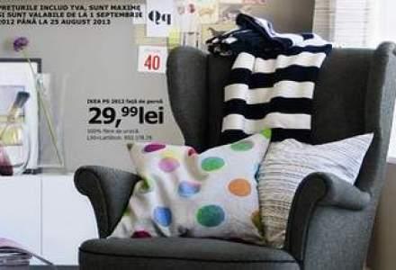 IKEA: crestere de doua cifre a vanzarilor. Al doilea magazin ramane incert