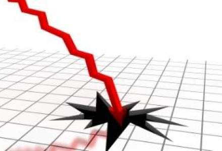 UE si zona euro au inregistrat contractii economice de 0,2% din PIB in T2