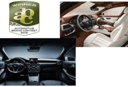 Cum arata cele mai bune interioare de masini