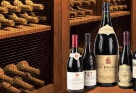 Zece vinuri scumpe scoase la licitatie in Mamaia