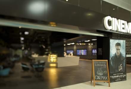 Unde si cand va fi inaugurat primul cinematograf Cinemax din Romania?