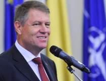Presedintele Klaus Iohannis a...