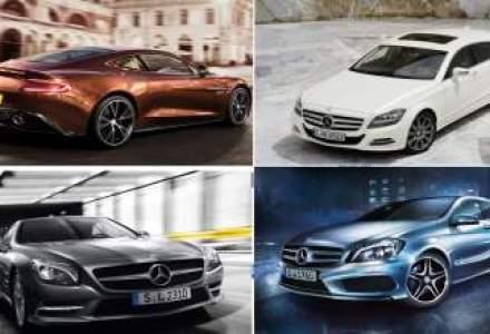 Cele mai tari designuri auto de anul acesta