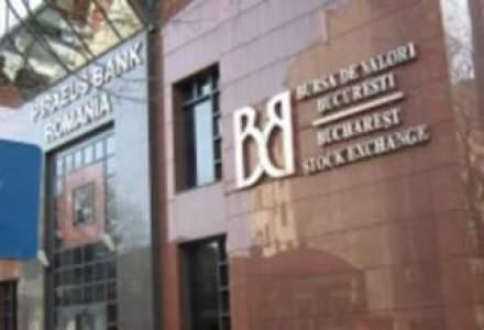 Bursa a crescut vineri, pe un rulaj in revenire datorita actiunilor FP si OMV Petrom
