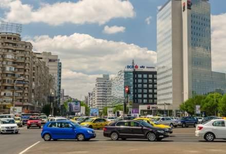 Trafic rutier restrictionat sambata in Capitala, pe Splaiul Unirii, pentru un concurs de ciclism