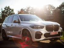 VIDEO: BMW X5 a fost...