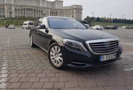 O companie de transport face 300.000 euro din servicii de transferuri cu masini Mercedes-Benz