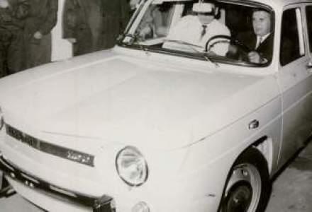 In urma cu 44 de ani: primul autoturism romanesc iesea pe poarta uzinei Dacia