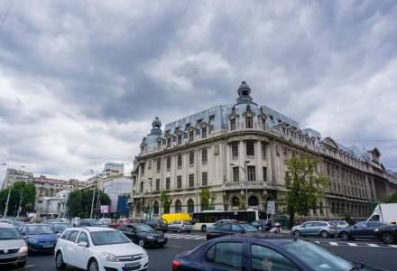 Propunere de referendum pentru restrictionarea traficului rutier in centrul Bucurestiului