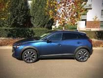 Test drive cu Mazda CX-3: noi...