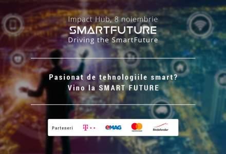City manageri, antreprenori si C-level business la Smart Future 2018