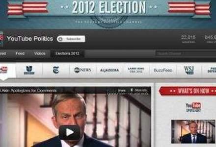 YouTube a lansat Election Hub, o platforma dedicata alegerilor din SUA