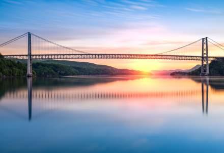 Noua poduri feroviare vor fi construite peste raul Mures pe 141 de kilometri; lucrarile sunt in desfasurare