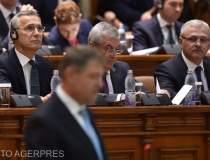 Iohannis, reactie dura...