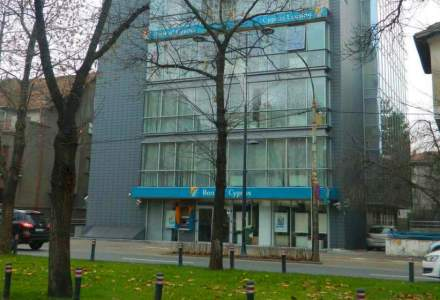 Crosspoint Real Estate a asistat SIF Banat Crisana in vanzarea fostului sediu Bank of Cyprus catre un antreprenor local