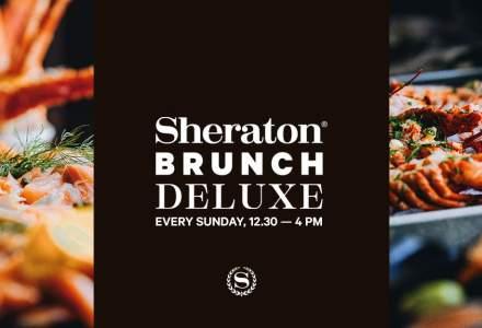 (P) Sheraton Brunch Deluxe da savoare duminicilor tale