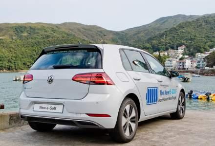 Volkswagen transforma inca doua fabrici in uzine pentru masini electrice