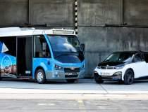 Autobuzul electric cu...
