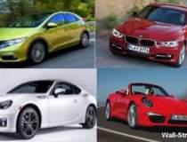 Industria auto din Europa nu...