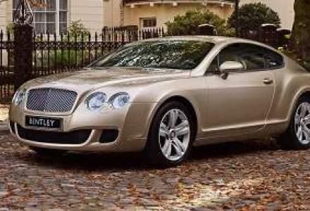 Bentley vrea sa lanseze o gama de masini blindate pentru pietele emergente