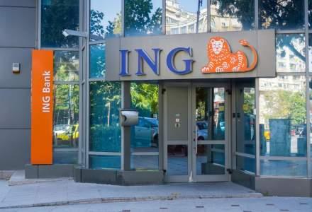 ING Bank Romania, profit net mai mare cu 35% dupa primele 9 luni; ce cresteri raporteaza banca pe zona digitala?