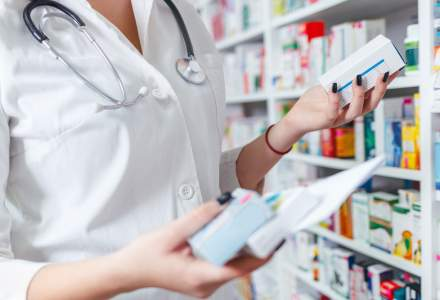 Cate medicamente fara prescriptie au cumparat romanii in primele 9 luni din 2018