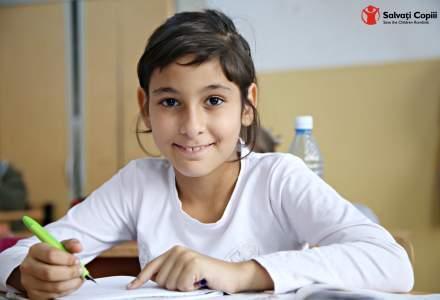 Salvati Copiii: Aproape 30.000 de copii, in fiecare an, sunt reintegrati in sistemul de scolarizare