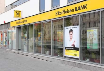 Raiffeisen Bank isi dubleaza profitul net la 9 luni, cu suportul unui avans puternic al creditarii