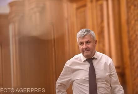 """VIDEO Florin Iordache, gest obscen in Parlament: """"Vom merge mai departe cu toata opozitia CE"""""""