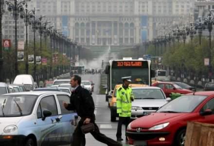 Masinile poluante ar putea fi interzise in centrul Bucurestiului incepand cu 15 martie 2019