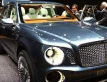 SUV-ul Bentley va intra in...