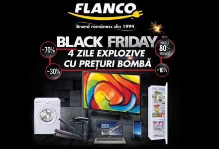 (P) Flanco anunta reducerile din weekendul de varf de Black Friday
