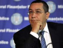 Document. Victor Ponta arata...