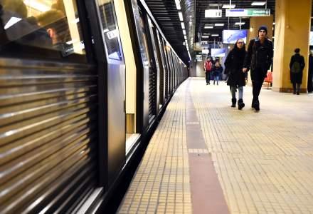 Greva de avertisment de la metrou, declarata nelegala de Tribunalul Bucuresti