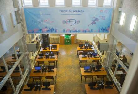 (P) Huawei aduce in Romania HAINA, un nou program educational, dar si o competitie recunoscuta la nivel global