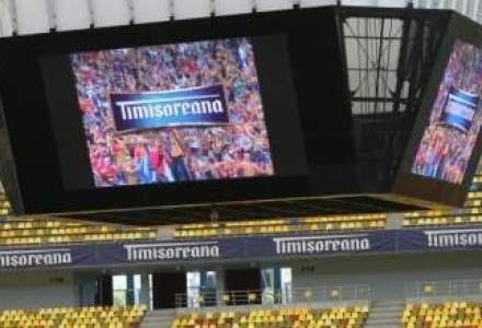 Timisoreana, noul sponsor al Nationalei de fotbal