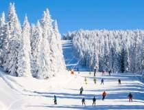 Harta partiilor de schi din...