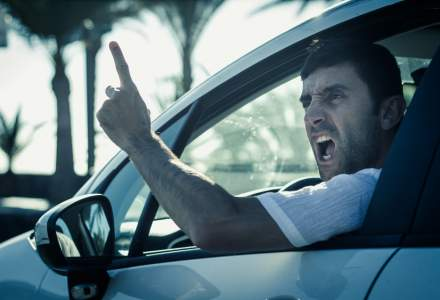 Soferii agresivi din trafic vor fi pusi la punct de noul Cod Rutier. Noile pedepse sigur ii vor calma!