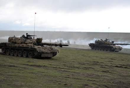 Romania, lidera Europei Centrale si de Est la inarmare! Statul continua sa investeasca puternic in armata