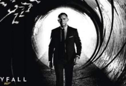 Studiourile Metro-Goldwyn-Mayer vor sa se listeze la bursa inainte de premiera noului James Bond