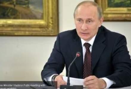 Politica fara scrupule? Putin consolideaza rezervele de aur ale Rusiei
