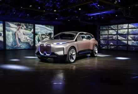 BMW Vision iNEXT are premiera mondiala la Los Angeles