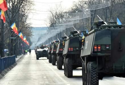 Romanii de pretutindeni sarbatoresc Ziua Nationala si Centenarul Marii Uniri. Parade militare si manifestari in Bucuresti si marile orase ale tarii