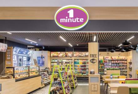 Lagardere Travel Retail deschide un restaurant 1 Minute in cladirea de spatii de birouri Unirii View din centrul Bucurestiului