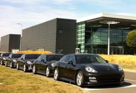 Reportaj din Germania: fabrica de senzatii extreme in care sunt produse Porsche Cayenne si Panamera